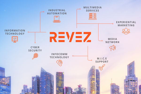 10 in 10 with REVEZ Corporation – Innovating with Creativity & Technology